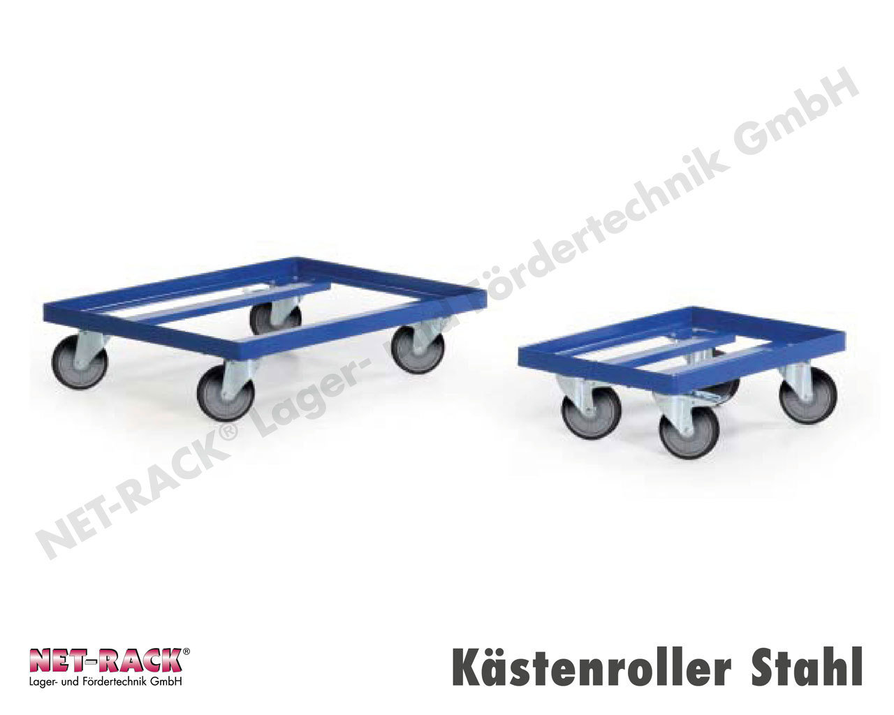 Plattformwagen Online Kaufen Transportroller Net Rack Shop